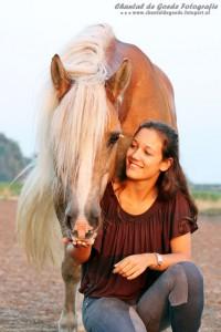 Rianne Dekker, over Horse in Mind, Casindy