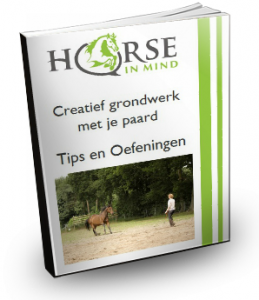 gratis ebook creatief grondwerk met je paard, ebook grondwerk, grondwerk boek