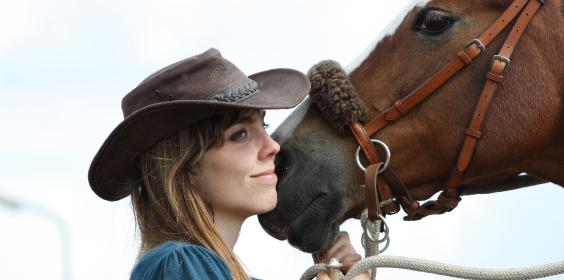 natural horsemanship, grondwerk met paarden, paarden lichaamstaal