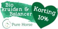 Pure Horse, biologisch paardenvoer