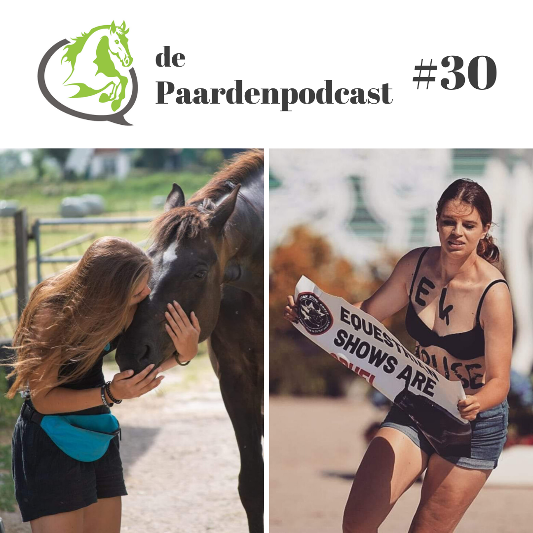 EK streaker, paardenpodcast