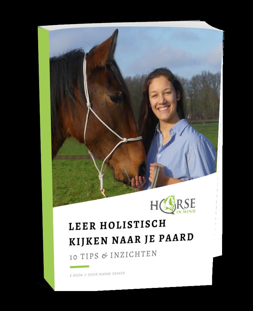 ebook gezond paard