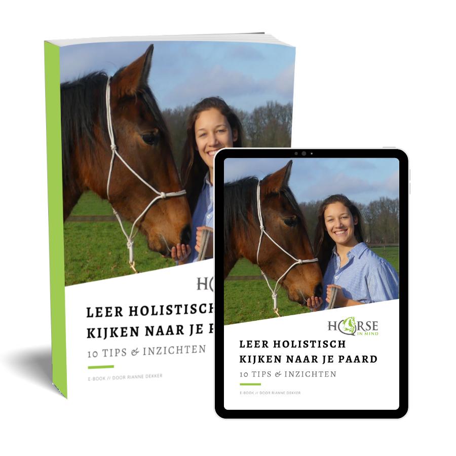 holistisch kijken naar je paard ebook