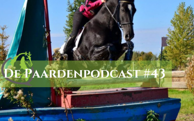 #43 Alles over veilig en vertrouwd kunnen springen met je paard – Liesbeth Jorna