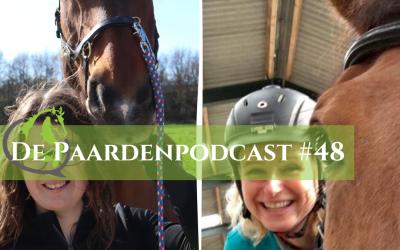 #48 Wat is PPID of Cushing precies en hoe ga je er mee om? – Anouk Wiertz & Jente Driessen