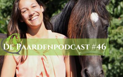 #46 Je paard laten inslapen, hoe gaat dat eigenlijk? – Rianne Dekker
