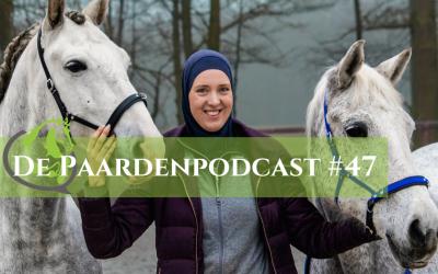 #47 Paardenwelzijn in de wedstrijdsport en harmonie in je training – Romy Huisman van Snuitable