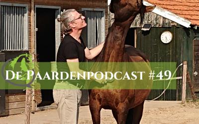 #49 De man van een paardenmeisje zijn – Raymond Janssen