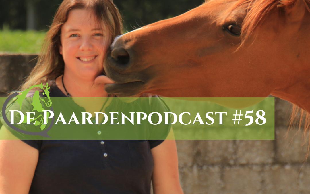 #58 Een kijkje achter de schermen van Horse in Mind – interview door Monique Dorst