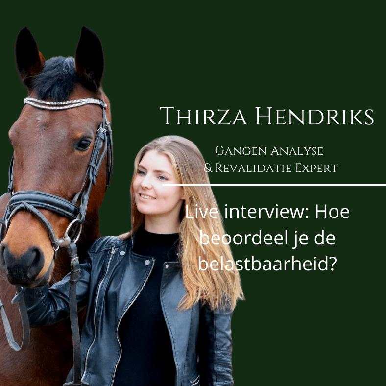 thirza hendriks