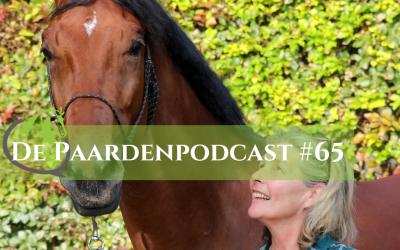 #65 Iriscopie bij paarden, een veelzijdige tool – Annette Timmer