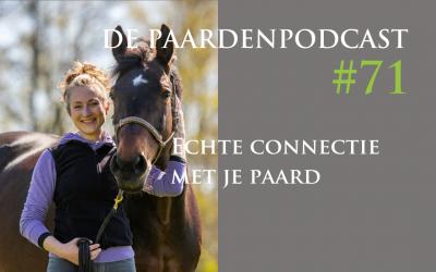 #71 Echte connectie met je paard – Miriam Vree-van Straten