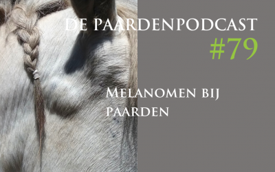 #79 Melanomen bij paarden – Zefanja Vermeulen