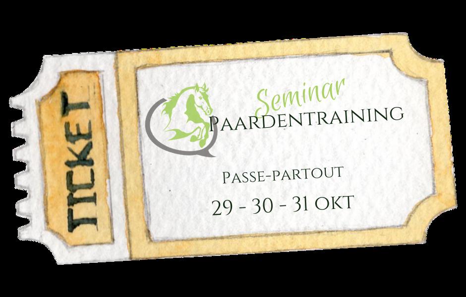 paardentraining seminar, paardentraining cursus